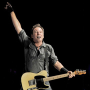 Bruce Springsteen - I'm On Fire live