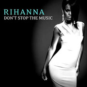 Rihanna · Don't stop the music
