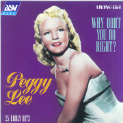 Peggy Lee - Why don't you do right 01