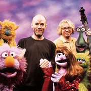 R.E.M. and The Muppets Furry Happy Monsters