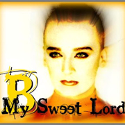 Boy George - My sweet lord_cover