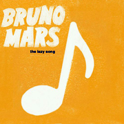 Bruno Mars · The Lazy Song 1