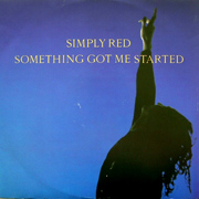 Simply Red · Something got me started 1