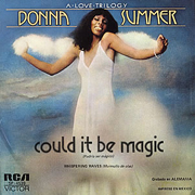 Donna Summer · Could it be magic 1