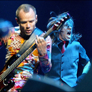 Red Hot Chili Peppers · The Adventures of Rain Dance Maggie 4