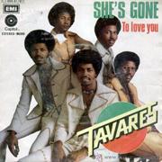 Tavares · She's gone 1