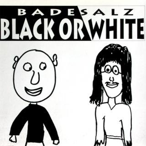 Badesalz · Black or white 1