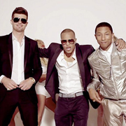 Robin Thicke ft. T.I. & Pharrell · Blurred lines 2