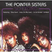 The Pointer Sisters - I'm So Excited_cover