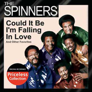 The Spinners · Could it be I'm falling in love 1
