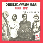 Creedence Clearwater Rrevival - proud mary 01