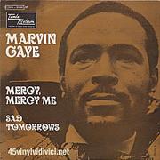 Marvin Gaye - Mercy mercy me 01
