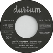 Mino Reitano - Dolce Angelo 01
