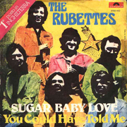 The Rubettes - Sugar baby love 01