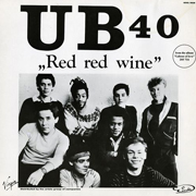 UB40 · Red red wine 1