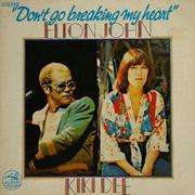Elton John e Kiki Dee - Don't go breaking my heart 01
