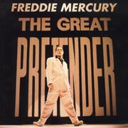 Freddie Mercury - The great pretender 01