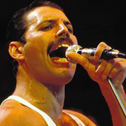 Freddie Mercury - The great pretender 02