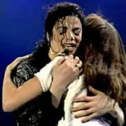 Michael Jackson - You are not alone 04
