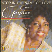 Gloria Gaynor - Stop in the name of love 01