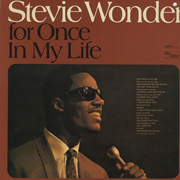 Stevie Wonder - For once in my life 01
