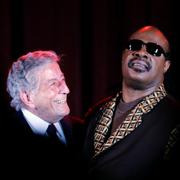 Tony Bennett & Stevie Wonder - For once in my life 01