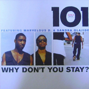 101 ft Marvelous D. & Sandra Olajide - Why dont you stay 01