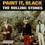 The Rolling Stones - Paint It Black 01