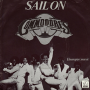 Commodores - Sail on 1