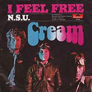 Cream - I feel free 01