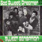 Sweet sensation - Sad sweet dreamer 01