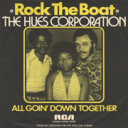 The Hues Corporation - Rock the boat 01