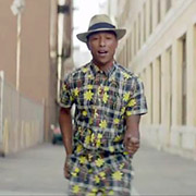 Pharrell Williams - Happy 2