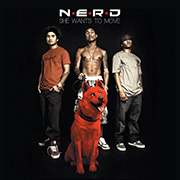 N.E.R.D. · She wants to move 1