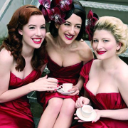 The Puppini Sisters - Heart of glass 02