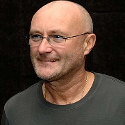 Phil Collins - I never dreamed you  leave me in summer 02