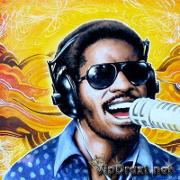 Stevie Wonder - I never dreamed you  leave me in summer 01